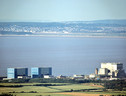 Nucleare: centrale di Hinkley Point (foto Richard Baker) (ANSA)