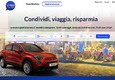 Leasys U-Go, car sharing fra privati con formule affitto (ANSA)