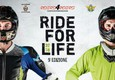 'Ride for life' (ANSA)