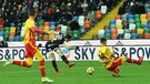 Soccer: Serie A; Udinese - Benevento (ANSA)