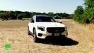 Mercedes GLB 200 – Dall'off-road all'autostrada quasi senza accorgersene (ANSA)
