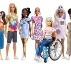 Le nuove Barbie inclusive (ANSA)