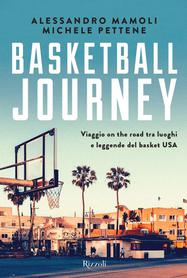 La copertina del libro 'Basketball Journey' (ANSA)