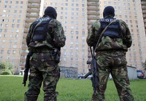 FSB operation against wanted members of illegal arms units