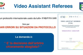 Video Assistant Referees (ANSA)