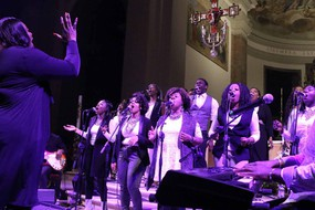 Musica: London Choir protagonista a Umbria jazz spring (ANSA)