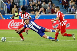CD Alaves - Atletico de Madrid (ANSA)