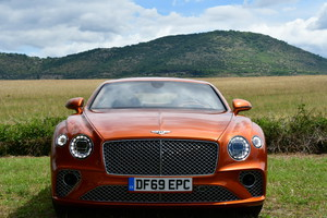 Bentley Continental Gt V8 (ANSA)