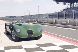 Jaguar C-Type (ANSA)
