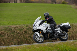 Bmw R 1250 RT (ANSA)