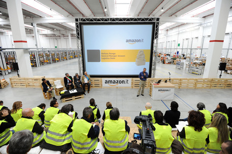 Amazon: centro Piacenza sciopero per black friday © ANSA