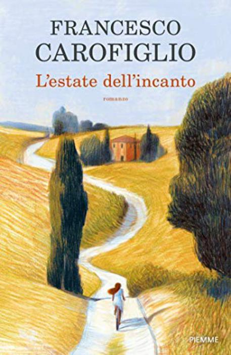 Francesco Carofiglio, L'estate dell'incanto © ANSA