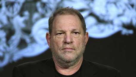 Harvey Weinstein(ANSA)