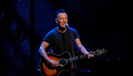 SPRINGSTEEN ON BROADWAY(ANSA)