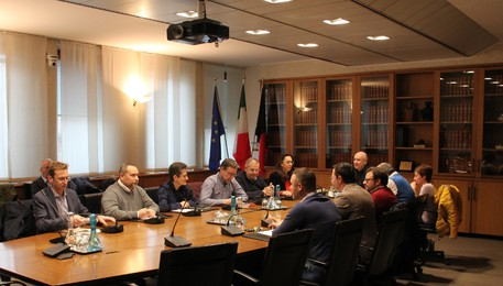 Regione Vda, seconda commissione (ANSA)