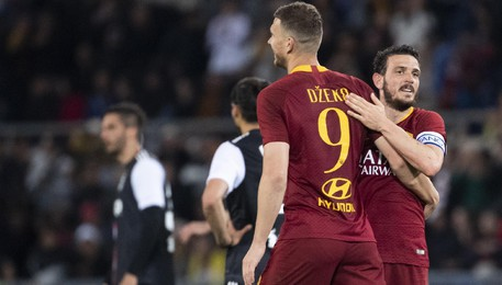 Soccer: Serie A; Roma - Juventus
