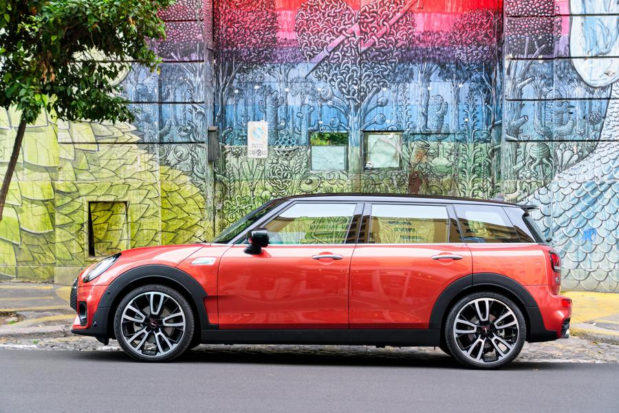 Mini Clubman SD ©