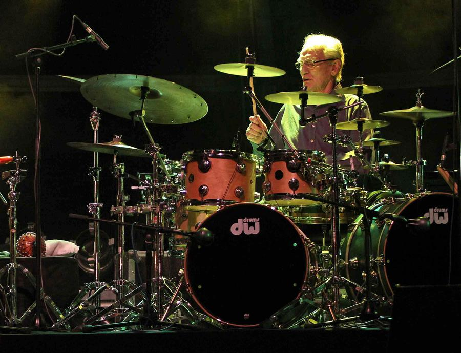 Cream drummer Ginger Baker dead at 80	 © Ansa