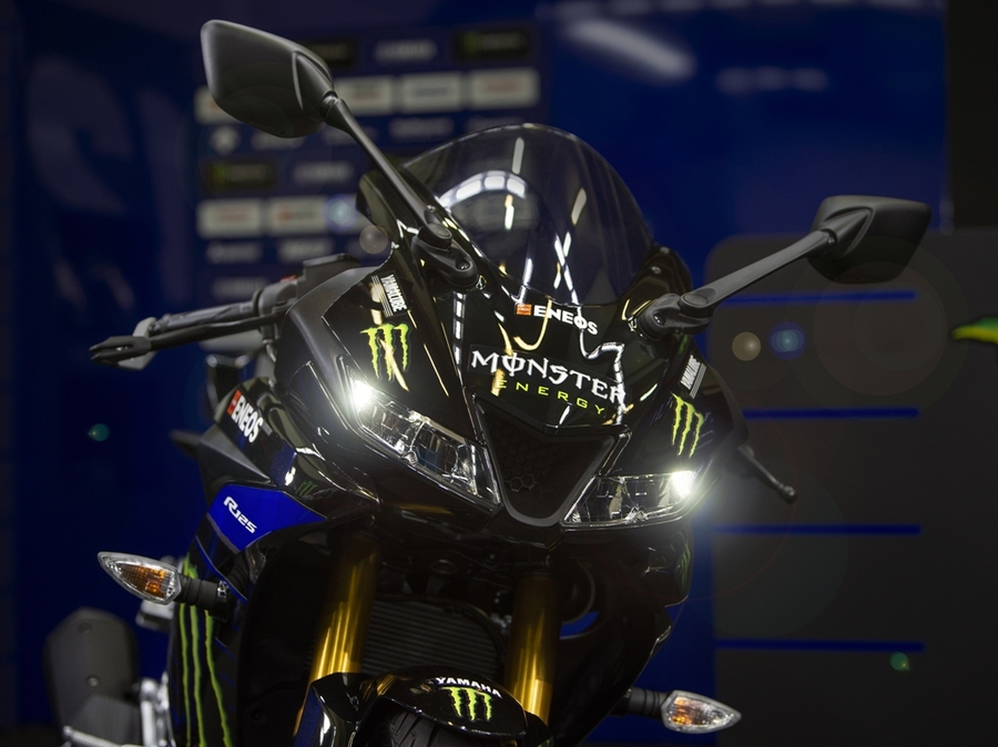 DNA racing per la YZF-R125, 'piccola' supersportiva Yamaha © Ansa