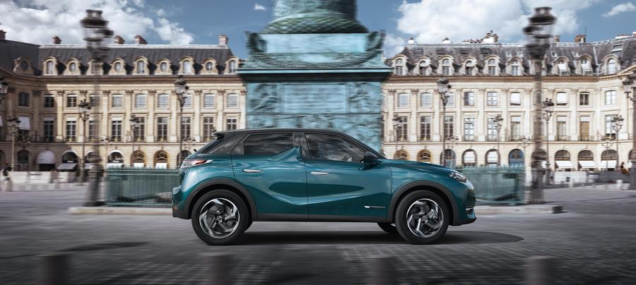 DS3 Crossback francesina chic © Ansa