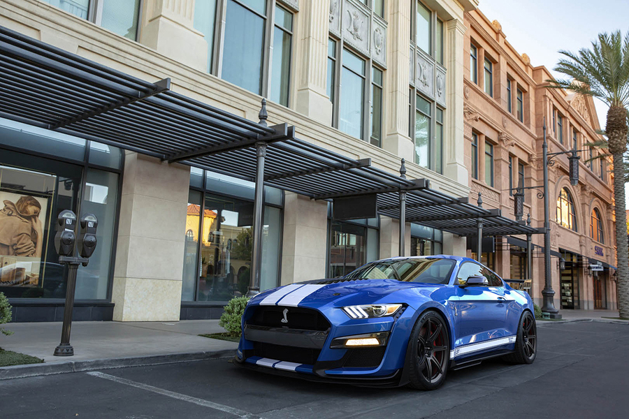 Ford Mustang Shelby GT 350 e GT 500, ora in serie speciale © Ansa