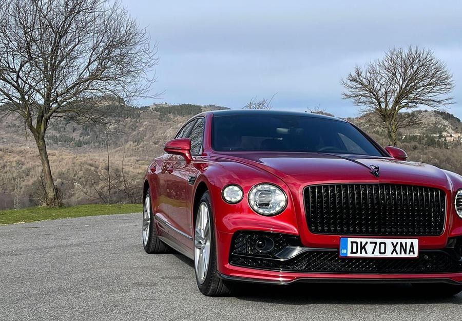 Bentley Flying Spur V8 ©