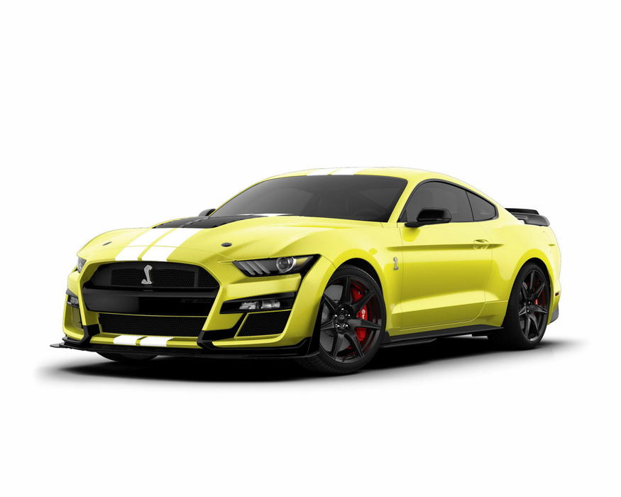 Ford Mustang 2021 © Ansa