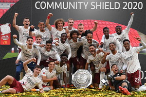 Liverpool ko ai rigori, Arsenal vince Community Shield (ANSA)